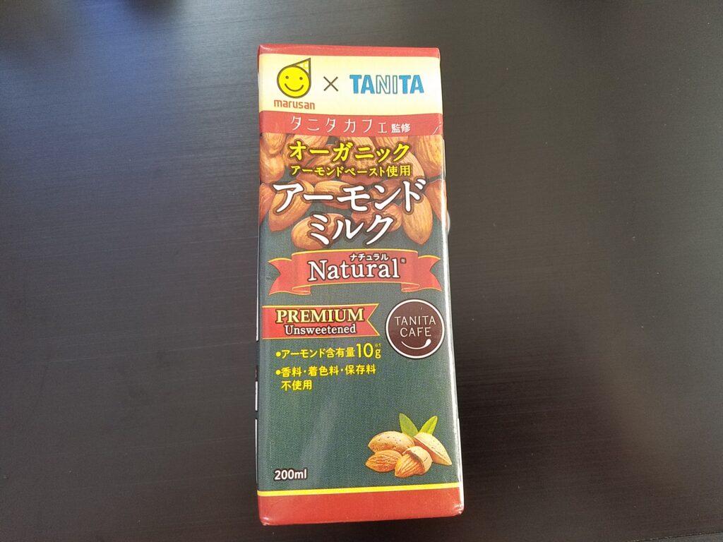 タニタカフェ監修アーモンドミルク