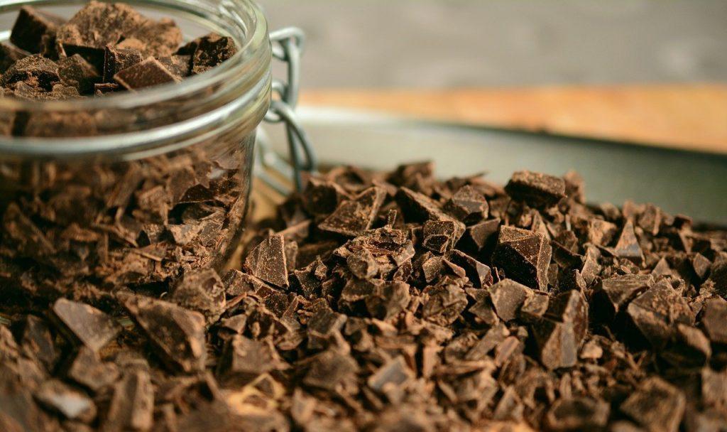 ヘルシーなチョコレート