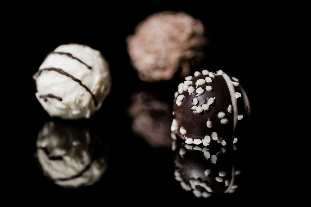 痩せないチョコレート