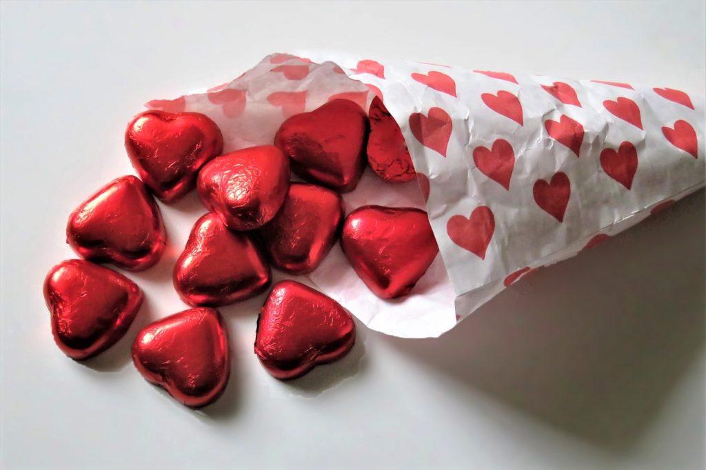 チョコレートがもたらす効果