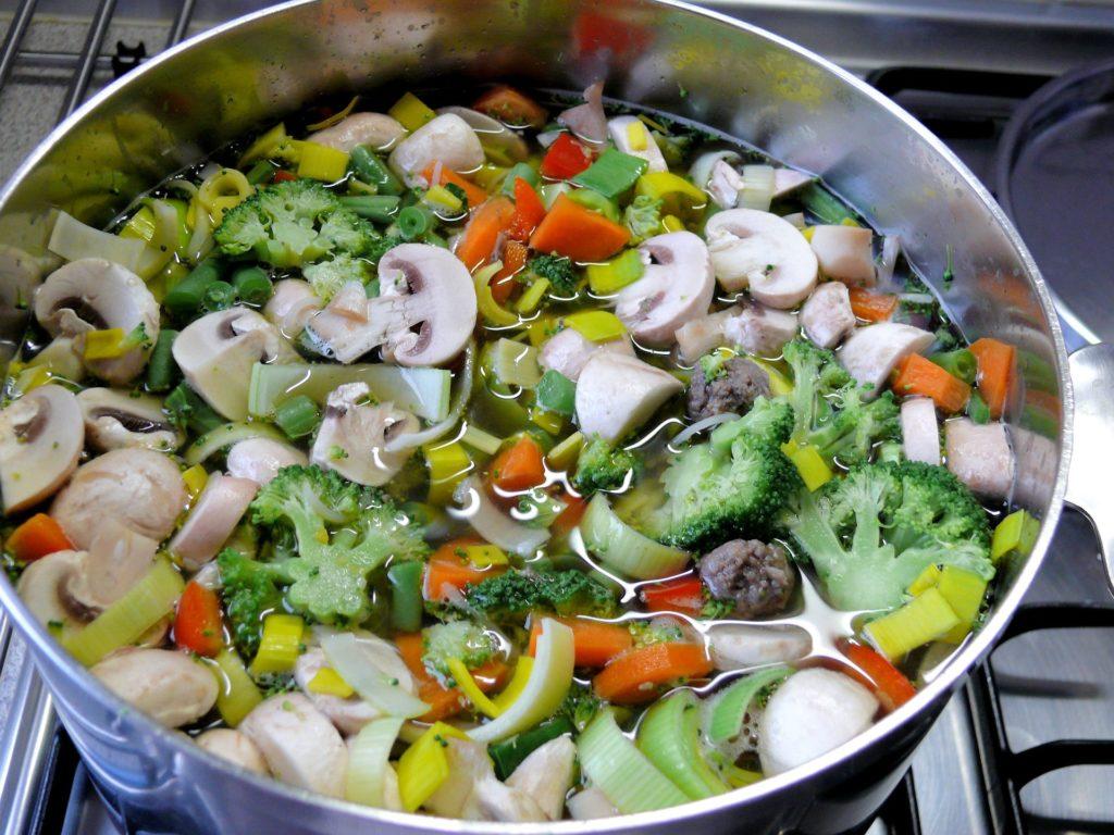 脂肪 燃焼 スープ セロリ の 代わり